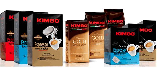 kimbo pachet