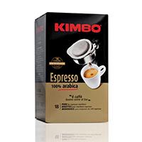Kimbo Espresso Gold 100% Coffee Pods
