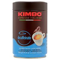 Kimbo Espresso Italiano Decaffeinato (250g)