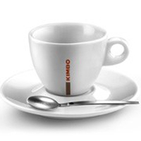 Cappuccino ceramic cup