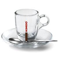Cană pentru espresso (sticlă)
